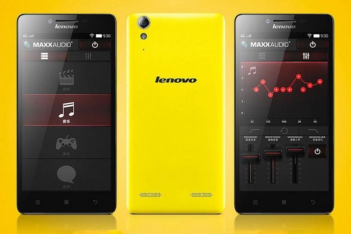 Lenovo K3 Lemon смартфон на Android 4.4