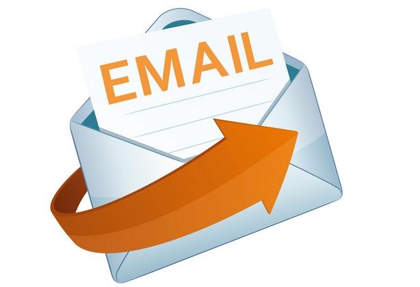 Как видео отправить по электронной почте