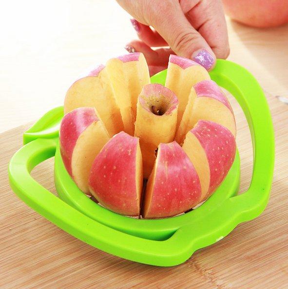 Приспособления для нарезки яблок